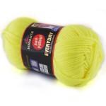 Włóczka Everyday kolor odblaskowy  żółty 49
