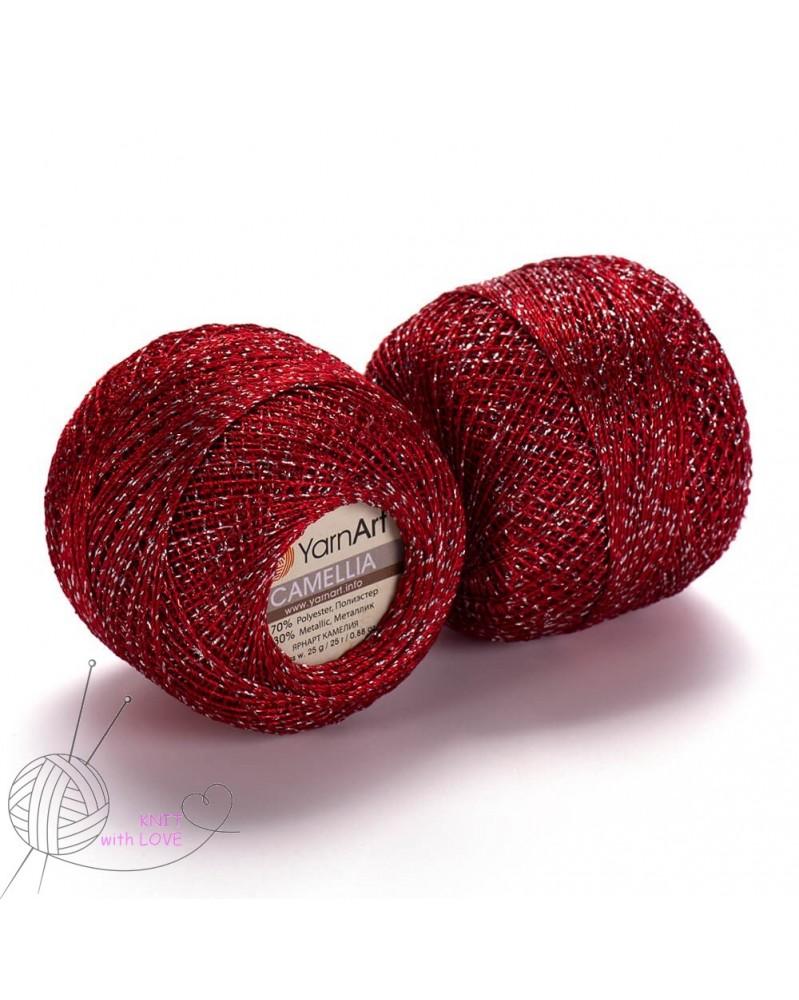 kordonek-camellia-kolor-426-bordo-z-srebrna-nitka