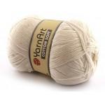 Cotton Soft Yarn Art kolor ecru 003