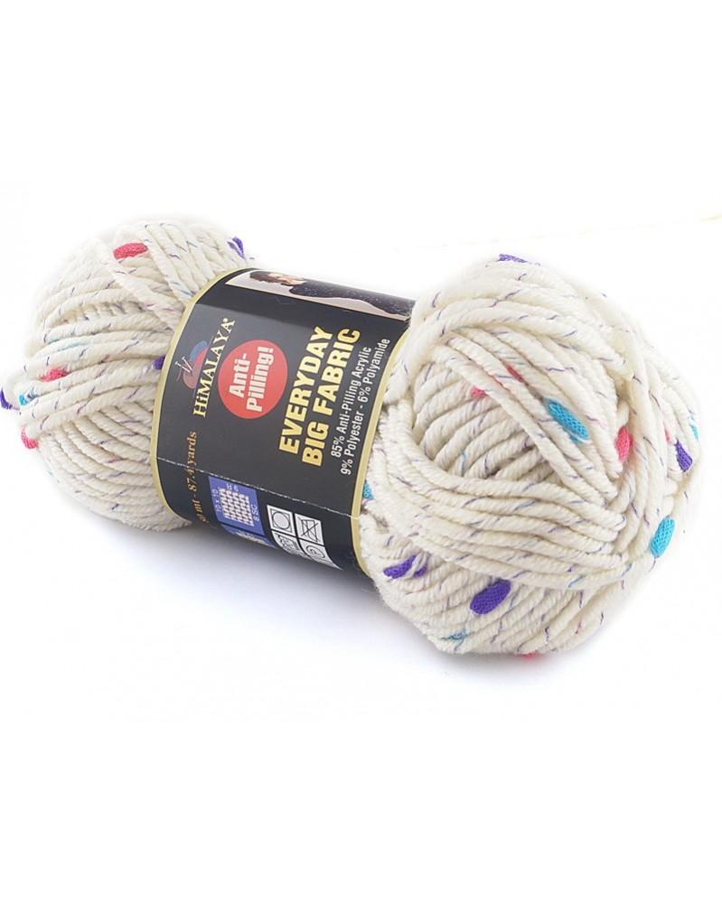 wloczka-everyday-big-fabric-01-ecru-z-dodatkiem-rozu-fioletu-i-turkusu