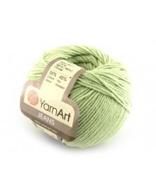 wloczka-jeans-yarn-art-kolor-mietowa-ziele-11