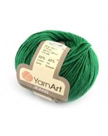 wloczka-jeans-yarn-art-kolor-ciemna-ziele