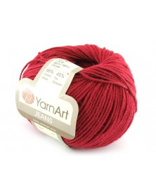 wloczka-jeans-yarn-art-kolor-czerwie-malinowa-51