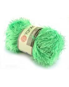 Włóczka Samba kolor zielony 09