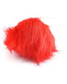 pompon-futrzany-z-dlugim-wlosem-kolor-czerwony-podpalany