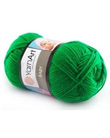wloczka-baby-yarnart-338-zielony