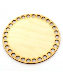 Baza koszyka okrągła 15 cm