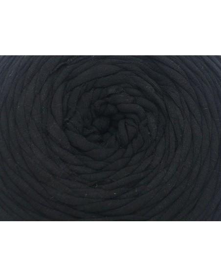 Włóczka  Spaghetti Yarn kolor czarny