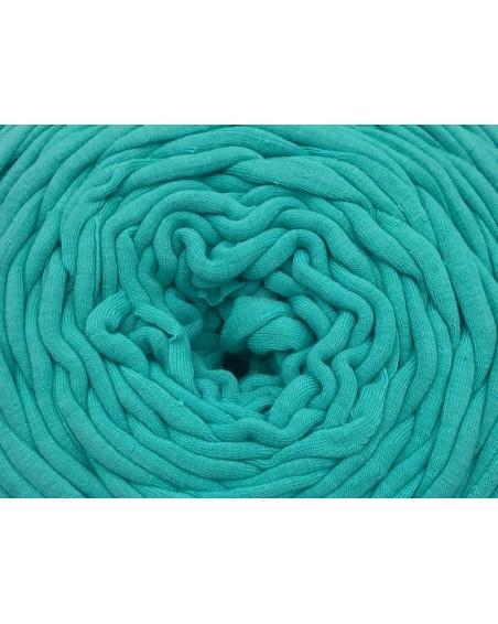 Włóczka  Spaghetti Yarn kolor morski