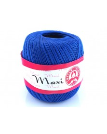 Kordonek Maxi kolor niebieski ciemny 6335