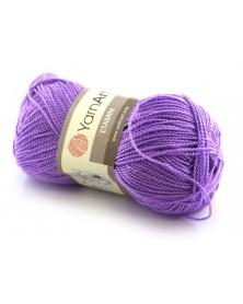 Włóczka Etamin Yarn Art kolor szary 428