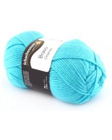 Włóczka Bravo kolor niebieski 8324