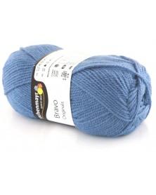 Włóczka Bravo kolor jasny jeans 8362