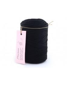 Sznurek Macrame kolor czarny 770