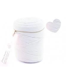 Sznurek Macrame kolor biały 771