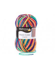 Włóczka Bravo Color 090
