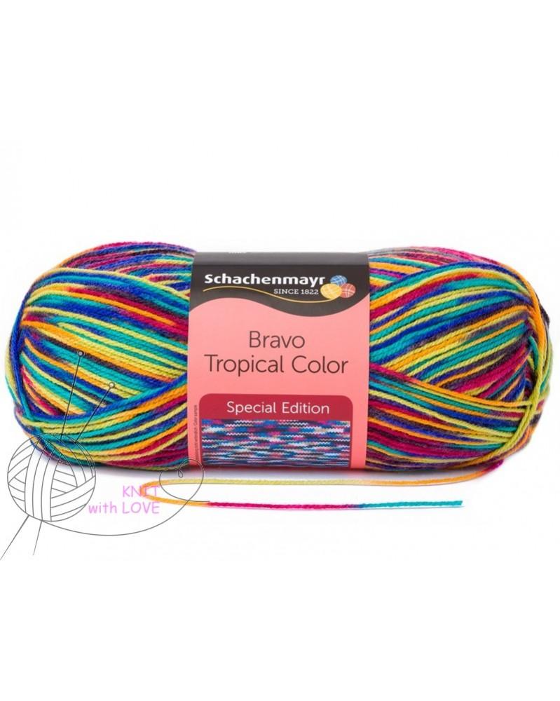 Włóczka Bravo Color 2131 Schachenmayr