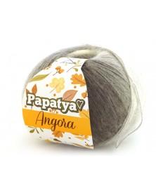 Włóczka Papatya Angora kol 01