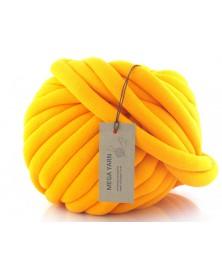 MEGA YARN kolor żółty