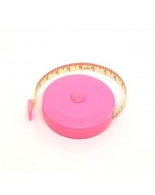 Rolfix centymetr automatyczny różowy