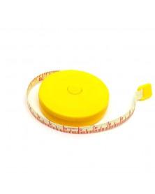 Rolfix centymetr automatyczny żółty