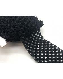 Guma TUTU szer 7 cm kolor czarny