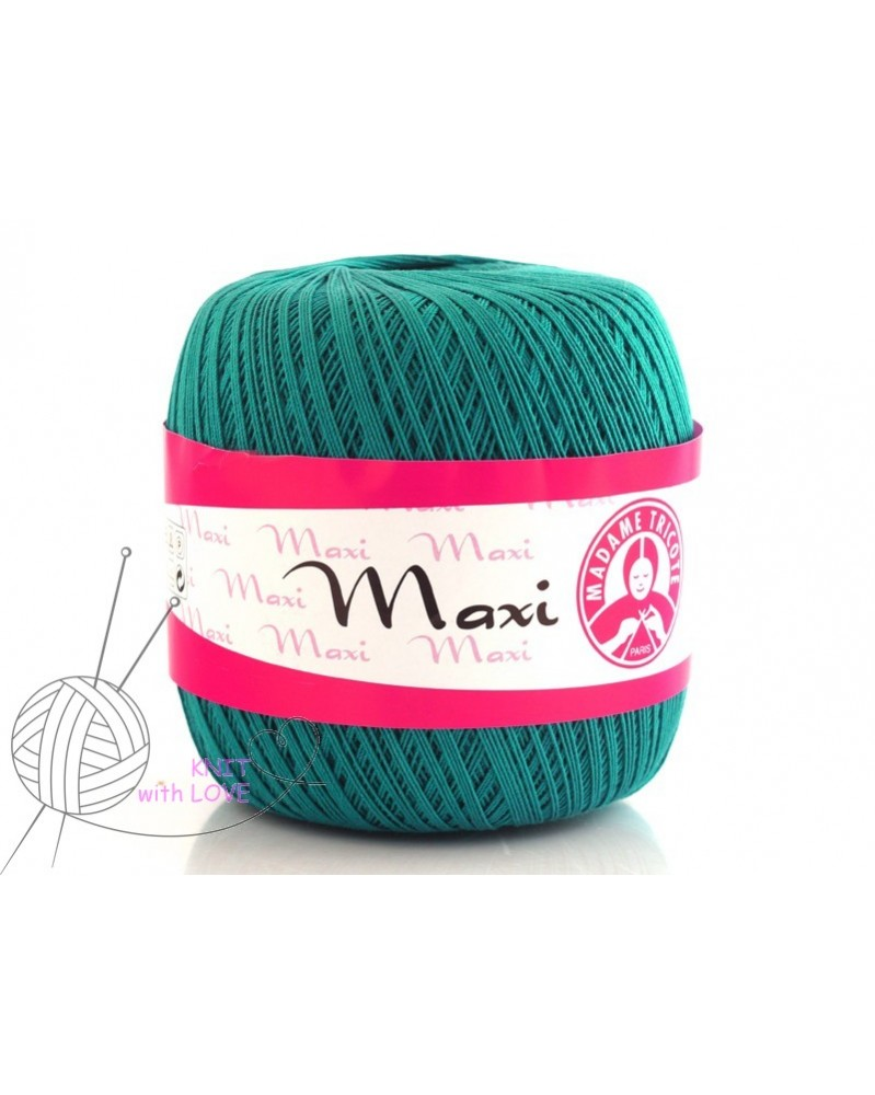Kordonek Maxi kolor morski 4938