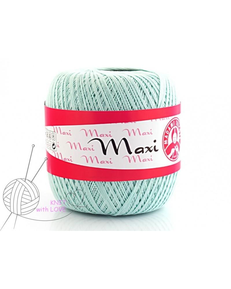 Kordonek Maxi kolor miętowy 4939