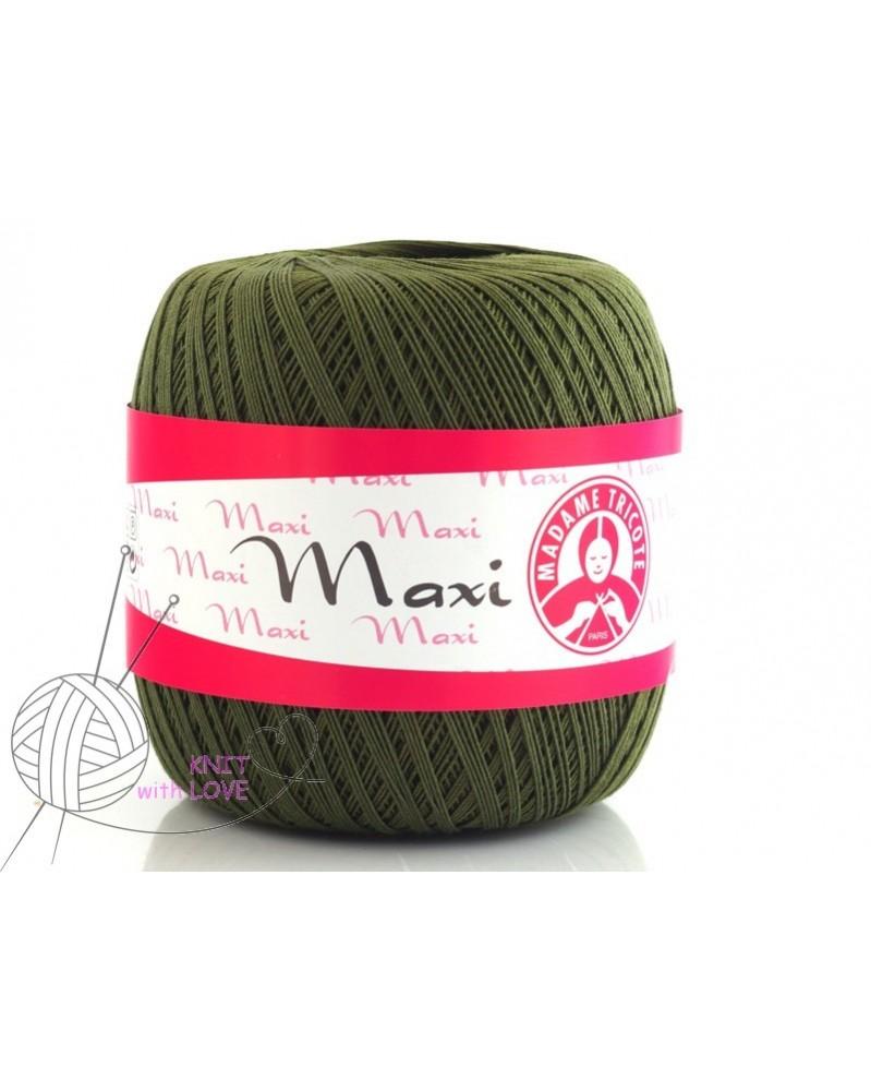 Kordonek Maxi kolor oliwkowy 4941