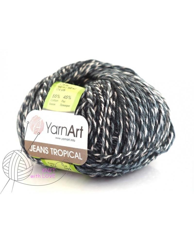 Włóczka Jeans Tropical kolor 611