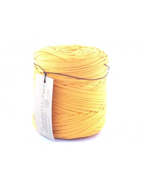 Włóczka  Spaghetti Yarn kolor pomarańczowy