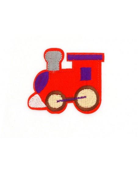aplikacja-termo-naszywka-lokomotywa-czerwona-