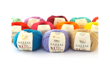 Baby Cotton XL Gazzal